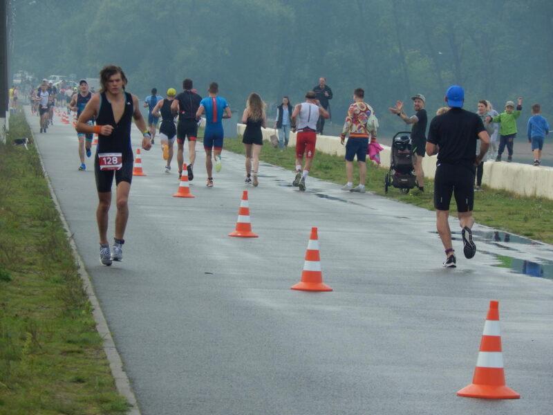 Минский триатлон 2020 - бег