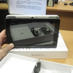 История доставки планшета Ainol Fire