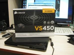 Упаковка Corsair VS450