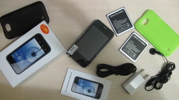 Дешевый китайский телефон Cubot C7