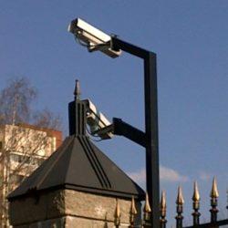 Периметральная система видеонаблюдения