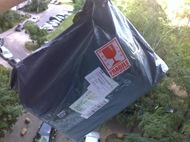 Упаковка посылки из Китая
