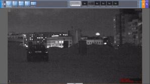 Тест IP камер на распознавание ночью UNEX UIP-E8781U-С