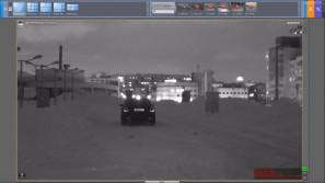 Тест IP камер на распознавание ночью HikVision DC-2cd8255f-eiz