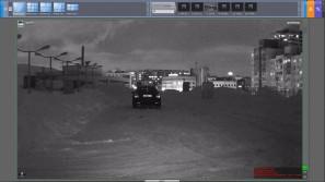 Тест IP камер на распознавание ночью Zavio B7210