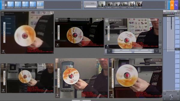 Тест IP камер на стоп-кадр