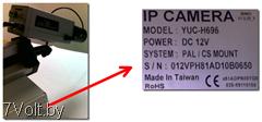 IP видекамера