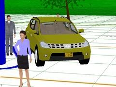 Зона обзора видеокары №4 в IP Video System Design Tool