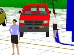 Зона обзора видеокары №5 в IP Video System Design Tool