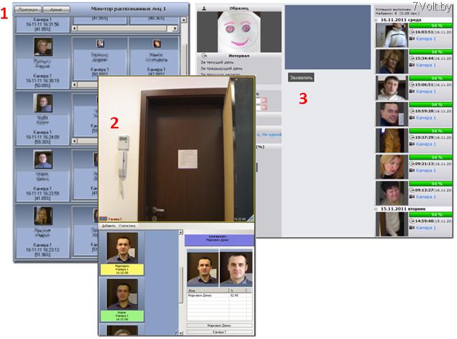 Программа распознавания лиц