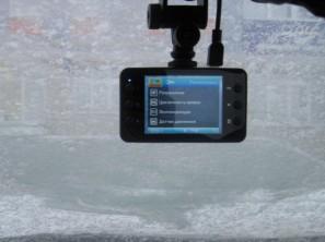 Подвод питания к видеорегистратору