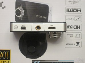 Торец с разъемом под HDMI, крепление, питание