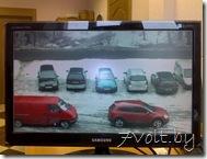 Изображение с экрана монитора