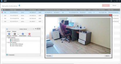 Обзор и тест Ivideon Server и Client