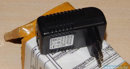 POE инжектор со встроенным блоком питания