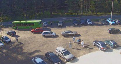 Изображения с IP видеокамеры Everfocus EAN2350
