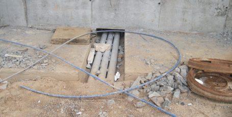 Стоимость строительства кабельной канализации и прокладки кабеля