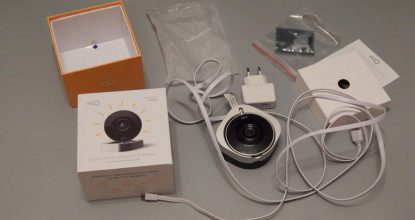Wi-Fi камера OCO с поддержкой Ivideon