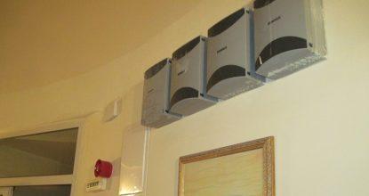 Системы безопасности в отеле Болгарии