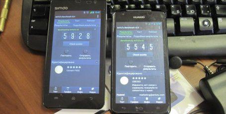 Обзор недорого Android смартфона Simdo