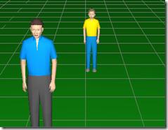 Окно 3D в Videocad без подложки