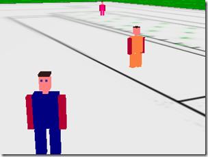 Изображение с видеокамеры в 3D