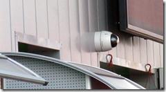 Камера на стене